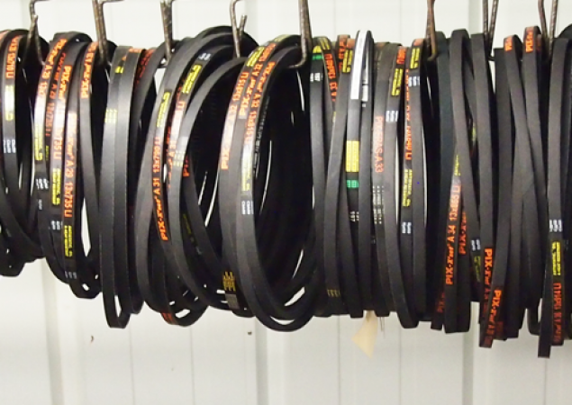 Largest Stock of Belts in the North East